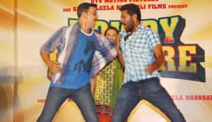 Does Prabhu Deva have more fans than Akshay Kumar?