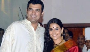 Vidya Balan and Siddharth Roy Kapur sangeet ceremony: view pics