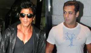 Salman Khan takes on Shahrukh Khan, yet again!