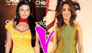 Rakhi Sawant vs Mallika Sherawat – Is there a new catfight starting?