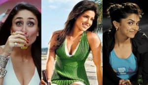 When Kareena Kapoor, Priyanka Chopra and Deepika Padukone got drunk!