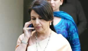 Sharmila Tagore hospitalised with food poisoning!