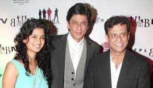 Shahrukh Khan, Amitabh Bachchan, Konkona Sen Sharma at the special screening of Chittagong