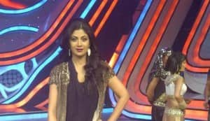 Shilpa Shetty gets a makeover!