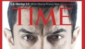 Aamir Khan – first Bollywood hero on Time Magazine cover?