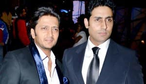 Zee Cine Awards 2013: Abhishek Bachchan and Riteish Deshmukh have the audience in splits