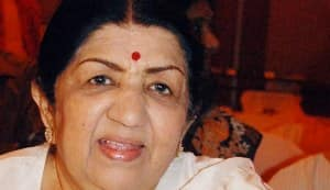 Lata Mangeshkar launches her music label; dedicates first album to Swami Samarth