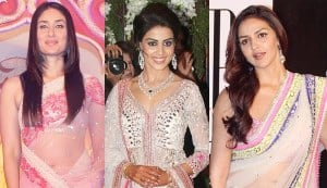 Kareena Kapoor, Genelia Deshmukh, Esha Deol celebrate their first Karva Chauth?
