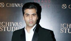 Karan Johar to host TV show celebrating 100 years of Bollywood