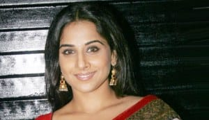 Vidya Balan makes local tailors' dream come true