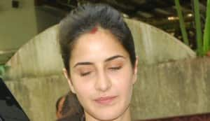 Why is Katrina Kaif wearing 'maang mein sindoor'?