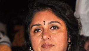 Revathy to receive National Award for 'Red Building Where The Sun Sets' today