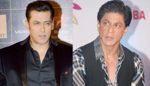 Would Shahrukh Khan really dance for a Salman Khan film?