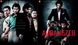 Aurangzeb first look: Arjun Kapoor looks grim and dangerous