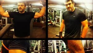 Ajith wows director Vishnuvardhan with his 'lean-mean' look!