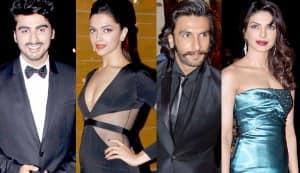 Filmfare Awards 2013: Arjun Kapoor, Deepika Padukone, Ranveer Singh, Priyanka Chopra – who is the most fabulouslystyled?