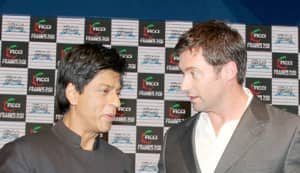 Shahrukh Khan beats Hugh Jackman hollow