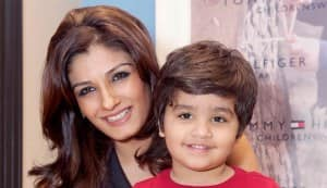 Raveena Tandon's son Ranbirvardhan to meet chess giant Vishwanathan Anand