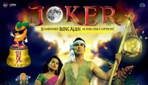BollywoodLife Awards 2012: Joker voted the biggest disaster of the year
