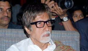 Amitabh Bachchan injured while checking on Bal Thackeray's health!