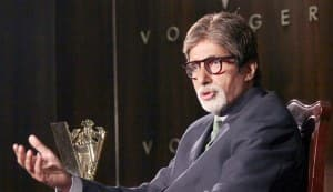 Amitabh Bachchan doesn't mind being a film festival junkie!