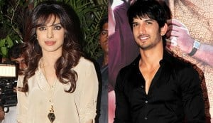 Sushant Singh Rajput to play Priyanka Chopra's love interest in Mary Kom biopic?