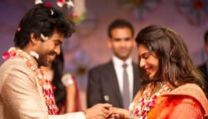 Chiranjeevi's son, Ram Charan Teja has a lavish engagement on live television