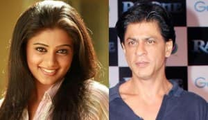 South actor Priyamani is excited about her item number in Shahrukh Khan's Chennai Express!
