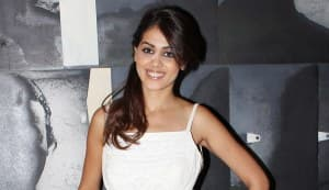 Genelia D'Souza, happy birthday!