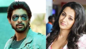 Trisha Krishnan still waiting for Mr Right, and it's not Rana Daggubati
