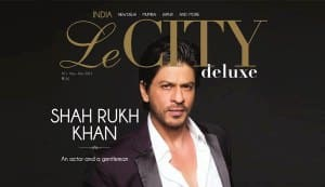 Is Shahrukh Khan looking good as the bad boy?