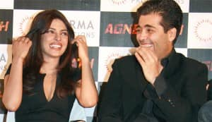 Priyanka Chopra and Karan Johar are friends again!