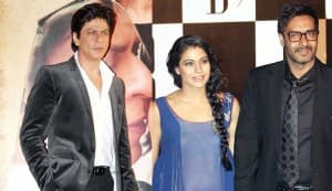 Shahrukh Khan or Ajay Devgn: Who will Kajol choose?