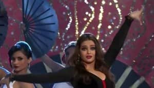 Femina Miss India 2013: Aishwarya Rai Bachchan shows her fabulous flamenco moves – watch video