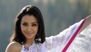 Happy birthday, Trisha Krishnan!