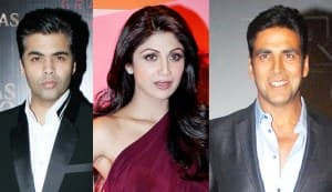 International Women's Day: Akshay Kumar, Karan Johar, Shilpa Shetty send wishes on Twitter!