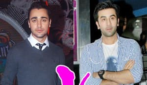 Is Imran Khan worried about Ranbir Kapoor's success?
