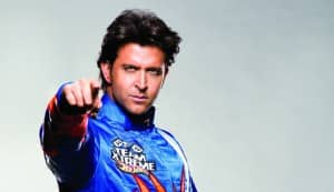 Hrithik Roshan to  walk the ramp for kids