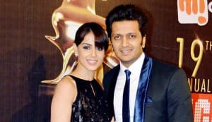 Riteish Deshmukh-Genelia D'Souza: Happy first wedding anniversary!