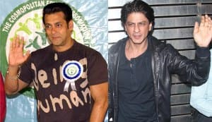 Will Salman Khan and Shahrukh Khan ever be friends again?