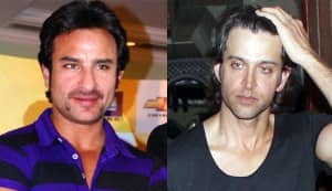 Hrithik Roshan's loss is Saif Ali Khan's gain?