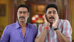 BOL BACHCHAN movie review: A hilarious gag reel
