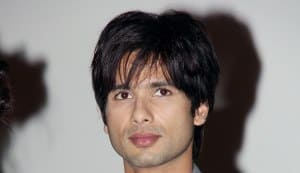 Is Shahid Kapoor comparing himself to Shahrukh Khan?