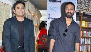 AR Rahman and Dhanush come together for Mariyaan