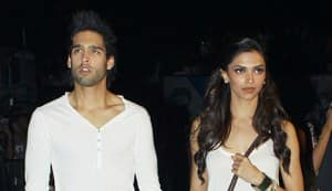 Are Deepika and Sidhartha in a romantic relationship?