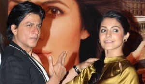 Why does Anushka Sharma want to shoot Shahrukh Khan?