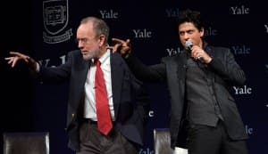 SHAHRUKH KHAN's speech at Yale: I am an actor – my life is a testament to this duality
