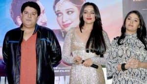 Sonakshi Sinha grooves to the Himmatwala disco number with Sajid Khan