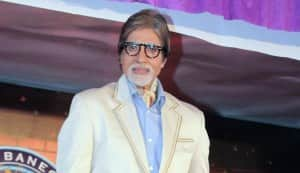 Will Amitabh Bachchan do Resul Pookutty's film?