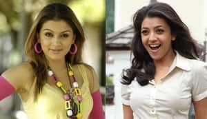 Are Kajal Aggarwal, Hansika Motwani mere eye candy in South cinema?
